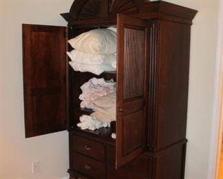 Walter E. Smithe dresser armoire