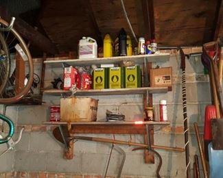 Garage Misc