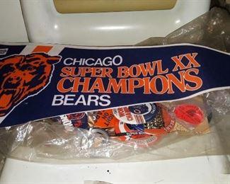 Bears Championship Banner