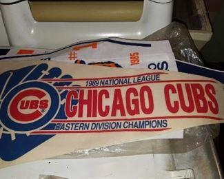 Chicago Cubs Banner
