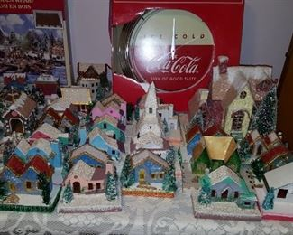 Vintage House Purchased years ago at Marshall Fields for $1.00 each