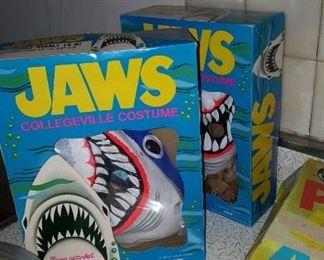 Jaws Masks