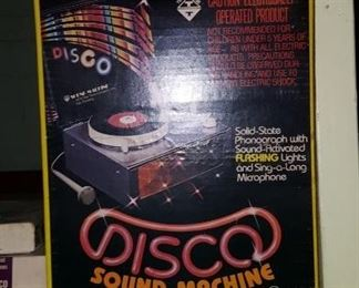 Disco Sound Machine