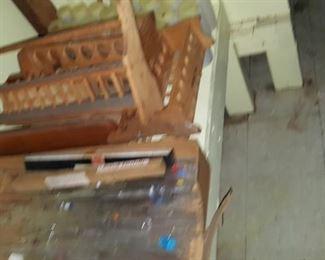 Test Tube Wooden Racks