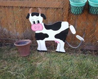 Cow Hose