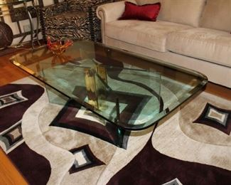 Vintage Pace Leon Rosen style coffee table