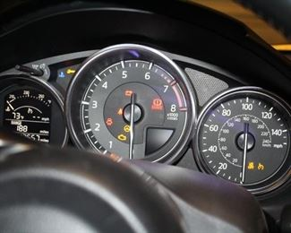 2016 Mazda Miata MX5 17,557 miles