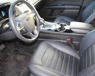 2014 Ford Fusion Hybrid 42,563 Miles