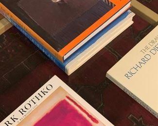 Many Art Books