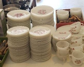 Fire King Dishes and Cups