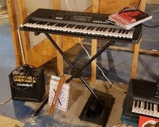 Electronics and Musical Instruments
