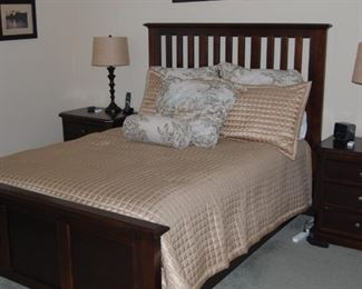 Great Bed from Furniture Land South