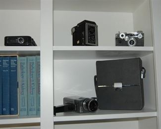 "35mm - 6006, 2-""F""s and a D50 cameras"