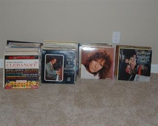 Rock & Classical Records-LPs