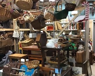 Search the Finds Room for vintage and repurposed treasures!