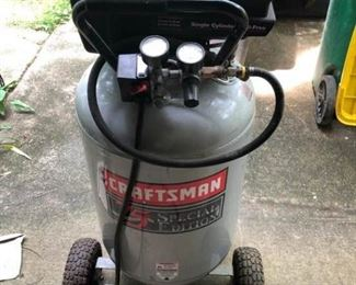 160 psi 6hp 30 gal Air Compressor