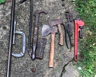 Heavy Metal Tools and Four Foot Crowbar