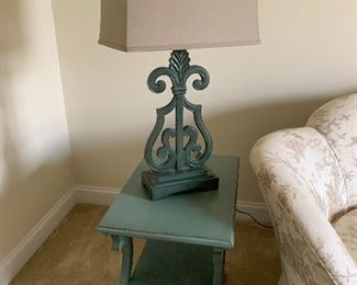 Pair of Broyhill end tables