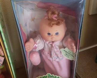 Cabbage Patch Kids. The original in the box