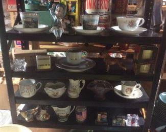 Tea cups. Small collectibles