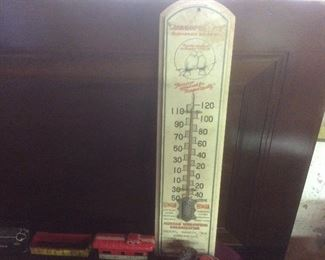 Old thermometer. Very nice