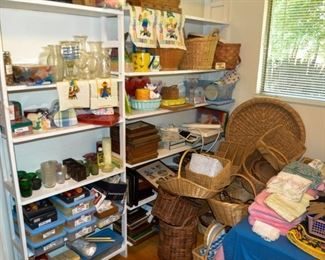 Baskets and other stuff
