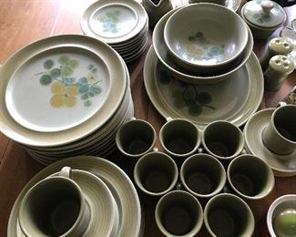 Vintage Franciscan dinnerware
