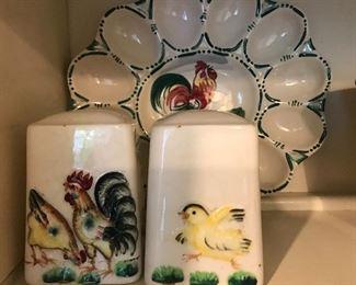 Vintage ceramicware