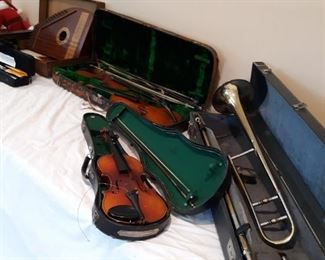 Antique Violins etc