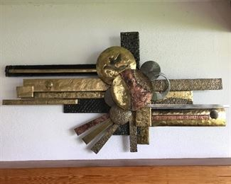Original Metal sculpture