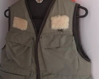 Vintage fly fishing vest