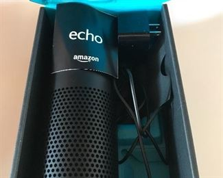 New Echo in box