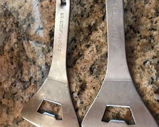 RARE Concorde bottle openers