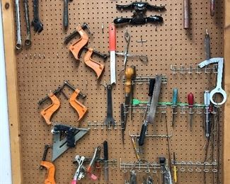 Some of the great tools awaiting you