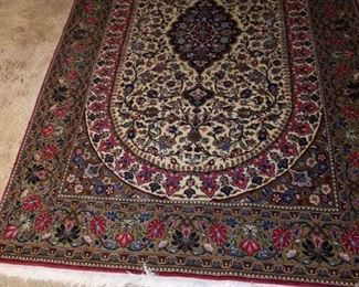 Many Oriental scatter rugs
