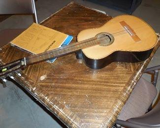 Unbranded guitar