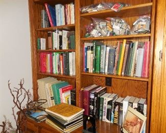 This section books mostly opera and other music and bridge (cards) related