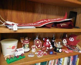 University of Oklahoma items