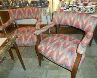 2 of 4 chairs set