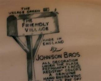 JOHNSON BROTHERS LOGO