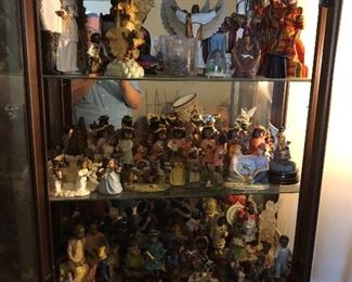 Lots of figurines