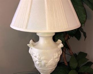 We have a pair of these gorgeous lamps
