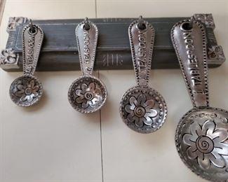 Cool hanging Measuring Spoons