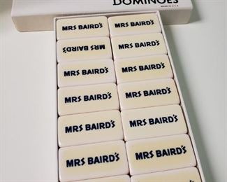 Mrs. Baird's Dominoes.  NEVER have a seen these in my 18 years in the business