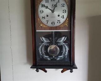 Clock.  Works