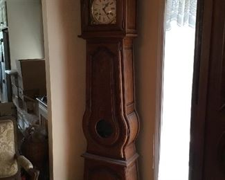 Reproduction Morbier by Meuble Prestige de France, running condition.
