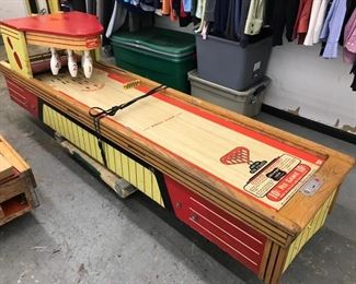 Vintage pinball machine from 1920 to 1930  700.00 or best offer