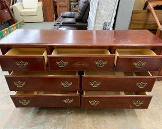 Vintage Dresser $40