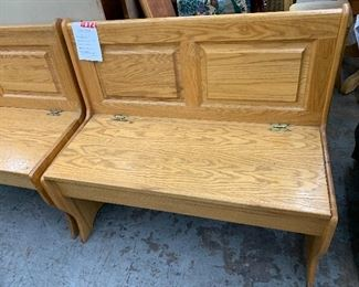 Vintage bench $50
