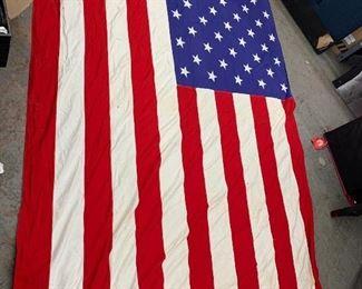 Large American flag $200 dollars